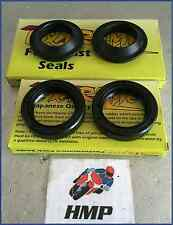 YAMAHA DT80LC2 FORK OIL SEALS & DUST COVERS SEALS 1990 - 1992