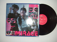 "Mirage ‎– Serious Mix / Down In One - Disco Mix 12"" 45 Giri Vinile FRANCIA 1987"
