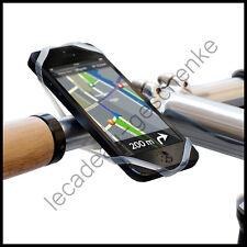 Fahrrad Bike Universal Halterung für Smartphone inkl. BikeCityGuide App NEU FINN