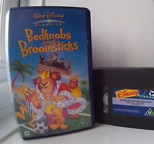 Bedknobs and Broomsticks - Disney VHS Video