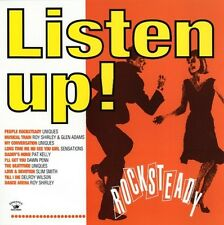 LISTEN UP!ROCKSTEADY  CD NEU