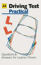 DRIVING TEST PRACTICAL  BOOK