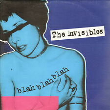 THE INVISIBLES - Blah Blah Blah - 2003 International DeeJay Gigolo - GIGOLO 118