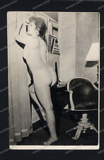Vintage-photo-mujer-desnuda - acto-erotismo-nude-Woman - posing-pin-up-sexy - Girl - 5