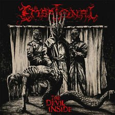 """EMBRIONAL """"the Devil Inside"""" New!!! Death metal (Behemoth-Hate-Decapitated)"""