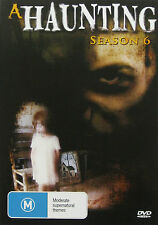 A HAUNTING: SEASON 6 (DVD) **** Brand New & Sealed ****