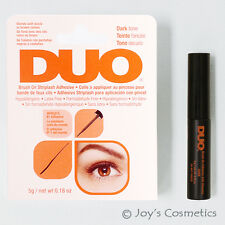 1 DUO Brush On Striplash Adhesive (Eyelash glue) - Dark Tone *Joy's cosmetics*