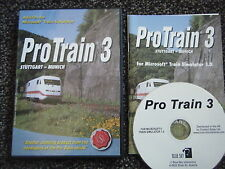 Pro Train 3 pc game! Stuttgart - Munich Complete! LOOK at my other games!