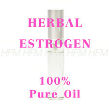 BREAST ENLARGEMENT OIL* Pure Virgin PUERARIA MIRIFICA - Female Hormone Estrogen