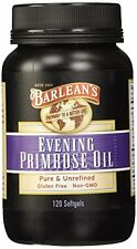 Organic Evening Primrose Oil - 100% Natural Remedy for PMS & Menopause Symptoms