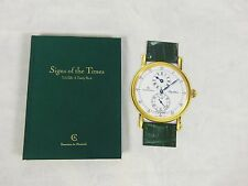 Chronoswiss Watch book Signs of the Times Tick-Talk A Timely Book  SIGNED