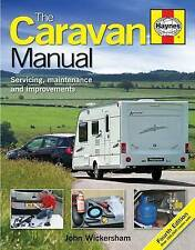 THE CARAVAN MANUAL 4TH EDITION BOOK NEW