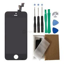 Front LCD Display Lens Touch Screen Assembly Repair for iPhone 5S Black + Tools