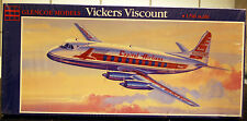 Vickers Viscount Capital Airlines & BEA, 1:96, Glencoe 5501