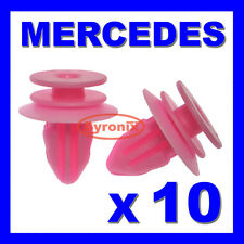 MERCEDES CLS E CLASS ESTATE REAR TAILGATE BOOTLID CLIPS INTERIOR CARD PANEL TRIM