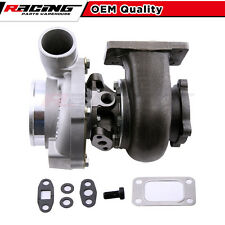 GT30 T3 TURBO CHARGER TURBOCHARGER ANTI-SURGE OIL WATER COOLED CIVIC INTEGRA