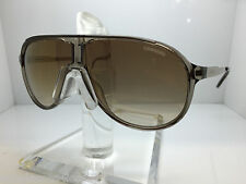 New Authentic CARRERA  SUNGLASSES NEW CHAMPION L2UJL GOVE GOLD/BROWN GOLD