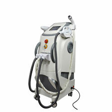 Tattoo Hair Wrinkle Removal Anti Aging IPL RF Nd Yag Laser Salon Spa New Machine