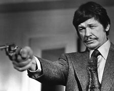 1974 'Death Wich' CHARLES BRONSON as Paul Kersey Glossy 8x10 Photo Print Poster