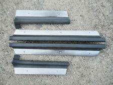JDM HONDA ACCORD 90-93 (CB3,CB7) STAINLESS SCUFF KICK PLATES DOOR SILLS GARNISH
