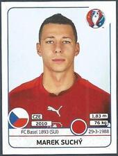 PANINI EURO 2016- #389-CZECH REPUBLIC-MAREK SUCHY