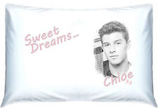 Personalised SHAWN MENDES Pillow case Perfect gift