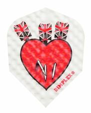 Harrows Dimplex Range - Heart Dart Flights