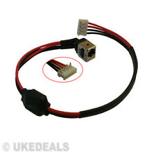 TOSHIBA SATELLITE A500 L450 L450D L500 LAPTOP NEW DC IN CABLE SOCKET POWER JACK