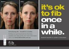 FIB Facelift in a bottle - BEST Anti- wrinkle Facelift Serum - Instant Results!
