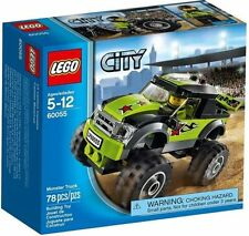 60055 MONSTER TRUCK city town lego legos set NEW sealed