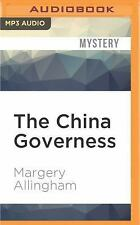 The China Governess by Margery Allingham (2016, MP3 CD, Unabridged)