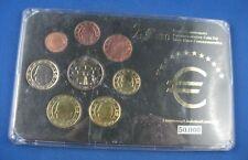 Gedenkmünzensatz Euro Belgien 2006 in Acryl