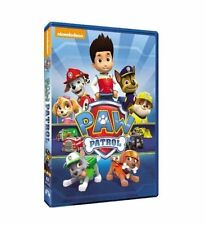 Paw Patrol DVD Movie Collection Children Film Nickelodeon Nick Pup Show Set Box