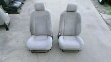 FRONT SEATS TOYOTA COROLLA (ALSO SEE FX 87-88) 05 06 07 08