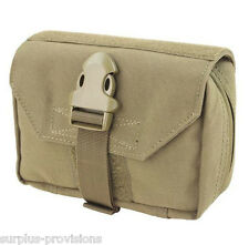 Condor Rip-Away EMT First Response Pouch Tactical First Aid Medic Tan #191028