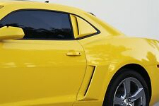 2010  2011  2012  2013 2014 Camaro Xenon Rear Body Side Scoops