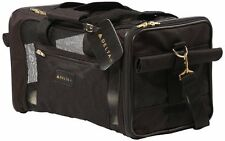Sherpa 11721 Delta Deluxe Pet Carrier Medium Black , New, Free Shipping