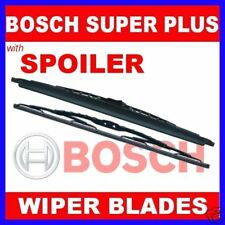 "BOSCH Super Plus Wiper Blades - 24"" Drivers with Spoiler & 21"" Passenger 24s/21"