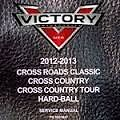 Victory Service  Shop Manual 2012- 2013 Cross Country Cross Road  & Hard Ball