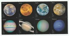 US 5076a Views of Our Planets forever block set (8 stamps) MNH 2016
