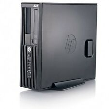 HP Z220 WORKSTATION GAMING PC COMPUTER i7 3370 3.4GHZ 16GB 1TB WIN 7 QUADRO 600