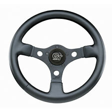 Grant 772 Formula GT; Steering Wheel; 12 in. Diameter; 3 in. Dish; Black Hand Gr