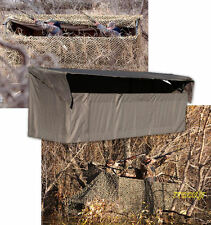 BANDED AXE BOAT SHORE COMBO EXTRA-LONG HUNTING BLIND CAMO DUCK GOOSE DECOYS NEW!