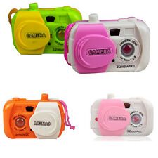 Randomly Color Kids Baby Learning Study Camera Take Photo Educational Toys Gift