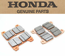 New Genuine Honda Front Brake Pad Set CBR 600 1000 RR CB1000R (See Notes) #O51