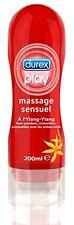 Durex Massage & Play 2-in-1 Massage Gel & Personal Lubricant Sensual 6.76oz