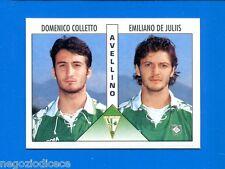 CALCIATORI PANINI 1995-96 Figurina-Sticker n. 357 - AVELLINO -New