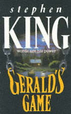 Gerald's Game, King, Stephen Paperback Book
