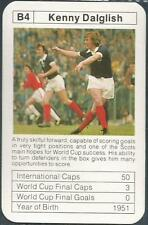 BOBBY CHARLTON'S WORLD CUP ACES-1977-78-B4-LIVERPOOL & SCOTLAND-KENNY DALGLISH