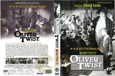 Oliver Twist (1948) - David Lean, Robert Newton, John Howard Davies DVD NEW